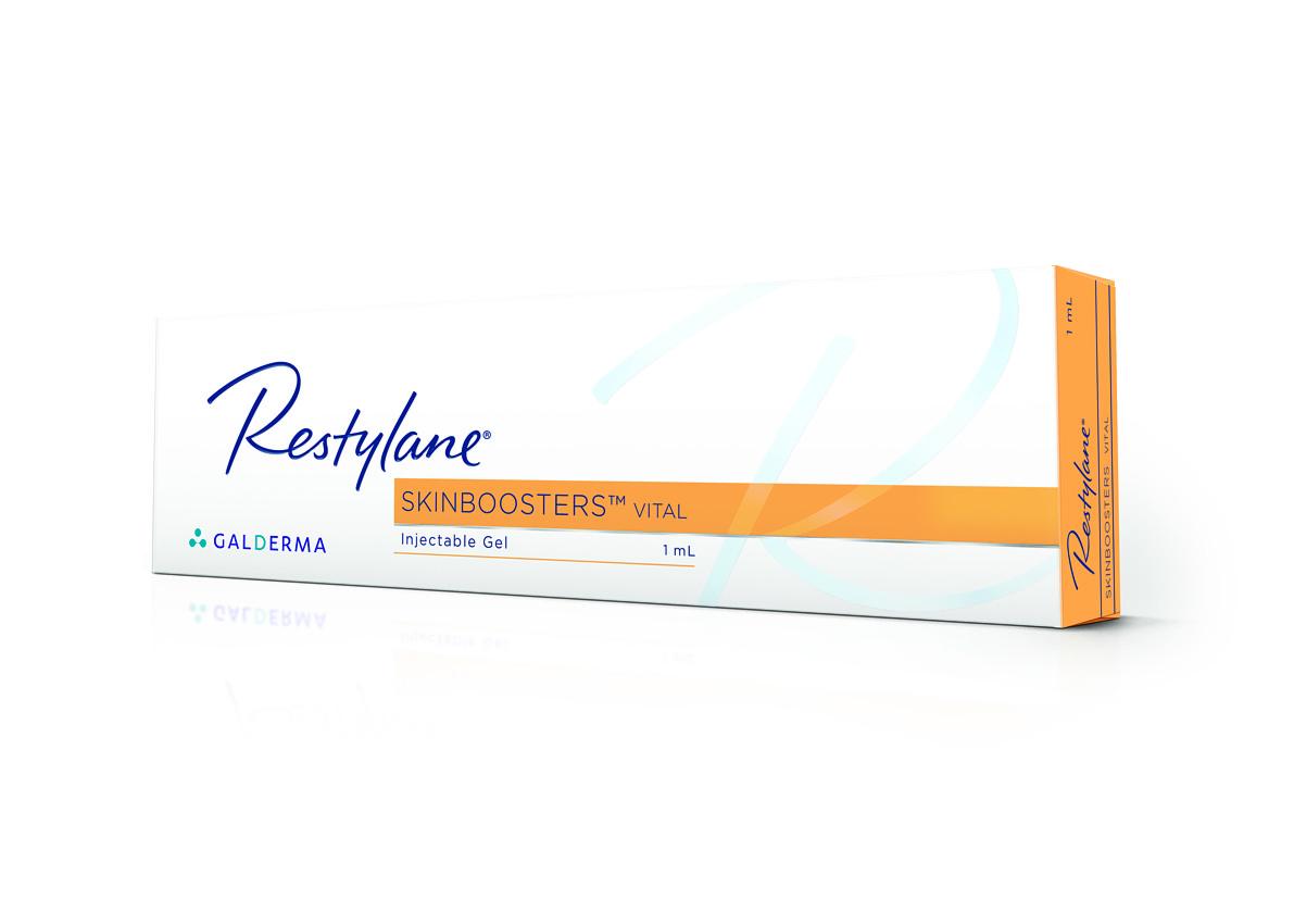 Żel Restylane Skinboosters Vital