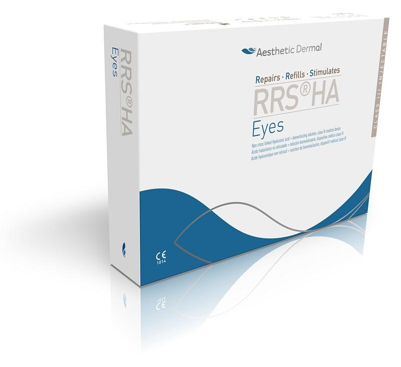 Pudełko z preparatem medycznym RRSHA Eyes