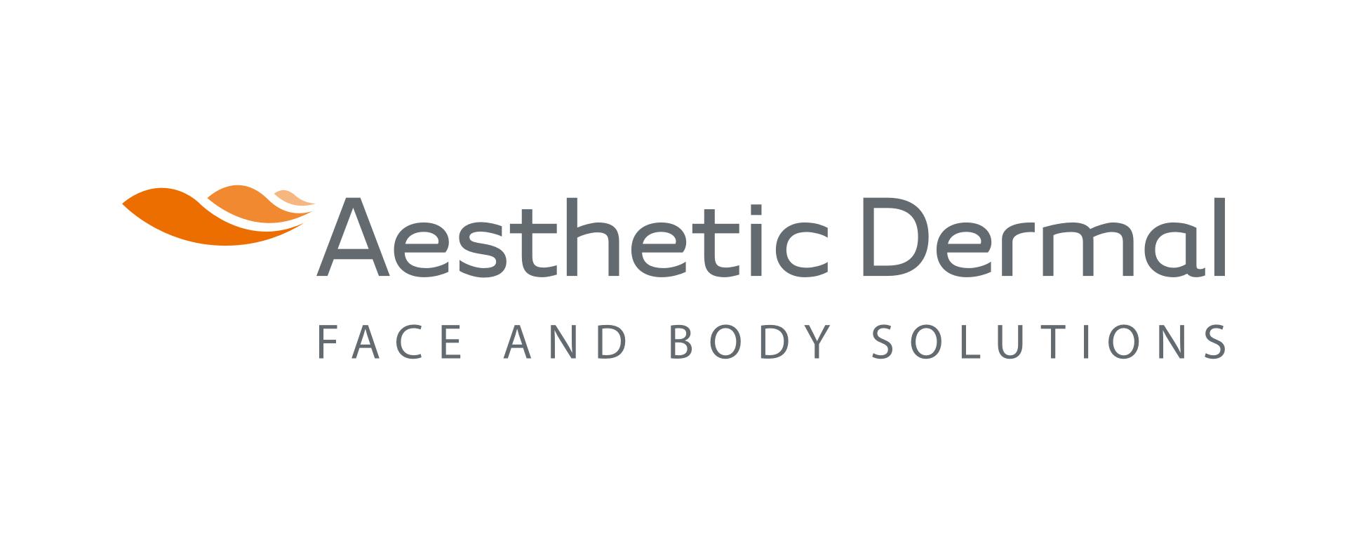 Logo producenta preparatów medycznych Aesthetic Dermal